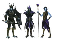 Raven Elves