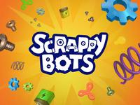 Scrappy Bots Logo