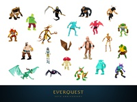 EverQuest 20th Anniversary - Bestiary