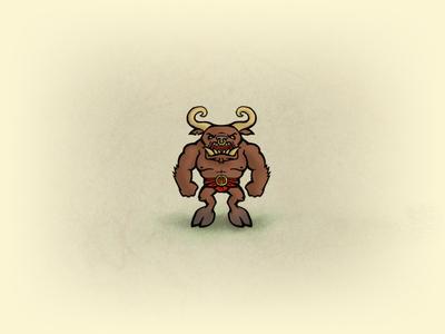 RPGling - Minotaur