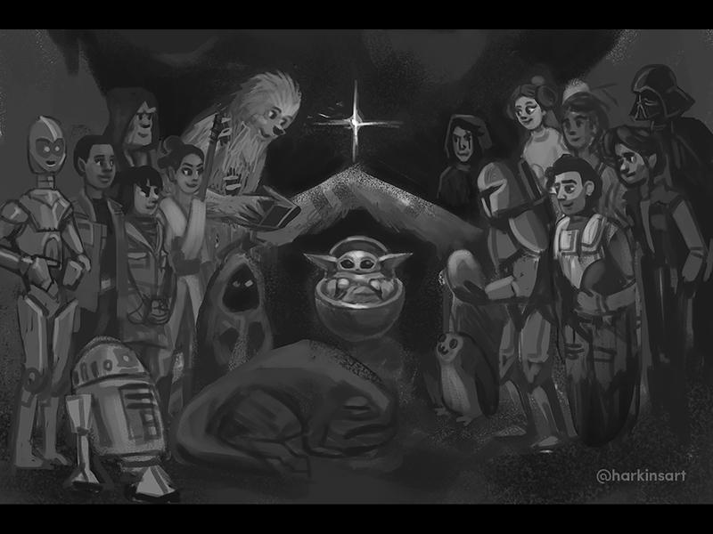 Baby Yoda is Born