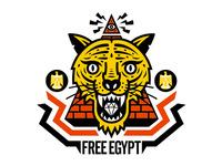 Free Egypt shirt