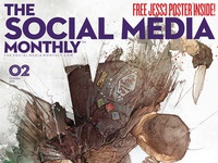Social Media Monthly Issue 2 Cover