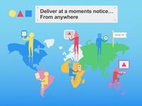 Google Presentations Deck