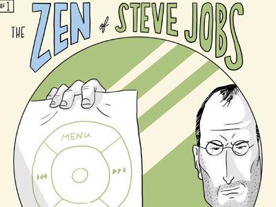 The Zen of Steve Jobs the zen of steve jobs steve jobs jess3 forbes graphic novel comic jesse thomas