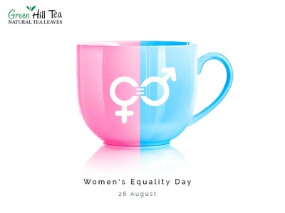 Woman's Equality Day corporate branding corporate design branding