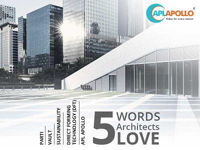 APL Apollo corporate branding branding