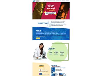 Gut Foundation ux ecommrce web design web design corporate design