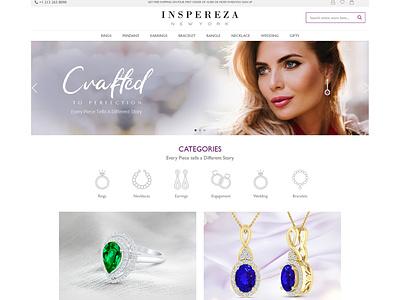 Inspereza corporate branding ux ecommrce web design web design corporate design branding
