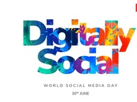 World Social Media Day social media banner