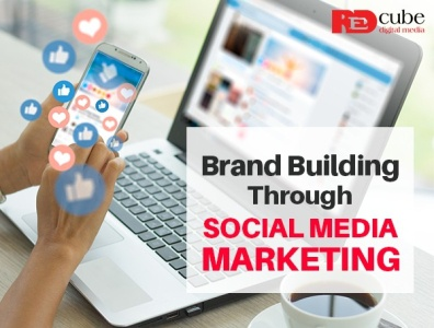 Social Media Marketing Help to Build Your Brand design web design branding
