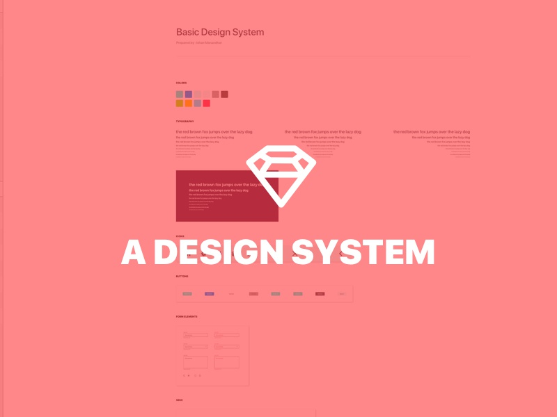 Design System - Basic Free Kit