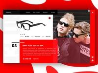 Glasses E-commerce #03