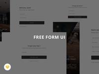 Free Form - UI !!