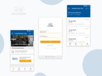 Hyundai App UI