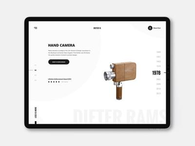 Industrial Design UI product industrial design visual design shot ui challenge
