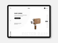 Industrial Design UI