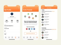 NeedAnything IOS App Screens