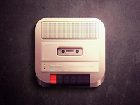 Cassete Recorder icon