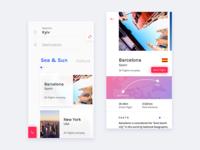 Flight Booking App - Light