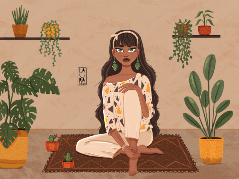 Plant Lady 🌱
