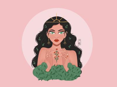 Plant Queen