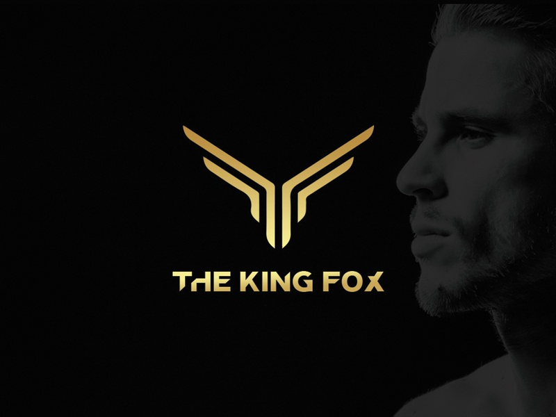The King Fox appdesign userexperience creative graphicdesigner designer uiux logo userinterface designinspiration webdesign uxdesign uidesign dribbble behance graphicdesign ux ui branding typography illustration