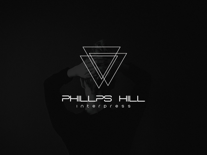 PHILLPS HILL logos userinterface userexperience website hill logo minimalist logo logotype logodesign logo webdesign uxdesign uidesign dribbble behance graphicdesign ui ux branding typography illustration