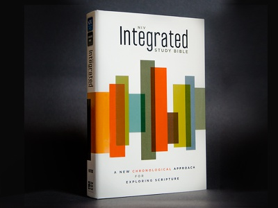 Niv Integrated Bible bible integration chronology modern clean