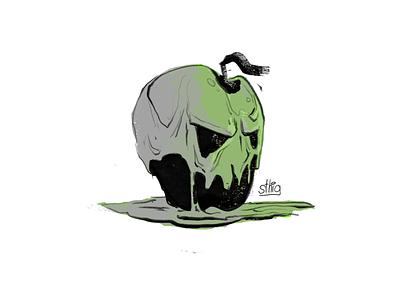 Evil Apple