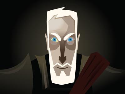 Tywinn caricature villian evil lannister game of thrones got