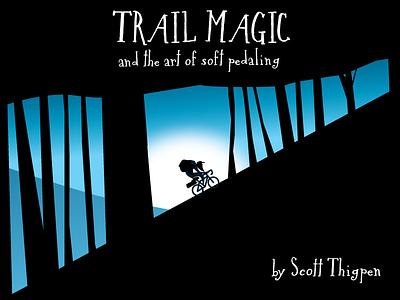 My Book thigpen continental divide biking mountain bike cover book