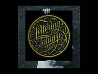 Taller de Lettering / Lettering workshop adobe illustrator hand lettering calligraphy branding brand logo vector peyi tattoo lettering tattoo mexico lettering pellizo
