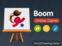Boom ( Online Mobile Game )