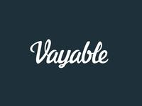 Vayable Logotype 2.0