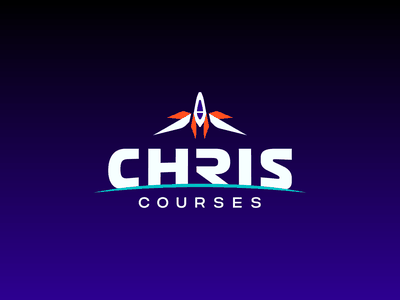 Chris Courses school development exploration adventure journey outer space boosters schematics sky sun moon course future star space planet satellite astronaut rocket spaceship