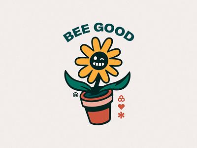 BEE-AUTIFUL joyful pollenate buzz joy insect honey pollen nectar pollination flowers together optimism kindness honeycomb home heart happy good bee bees
