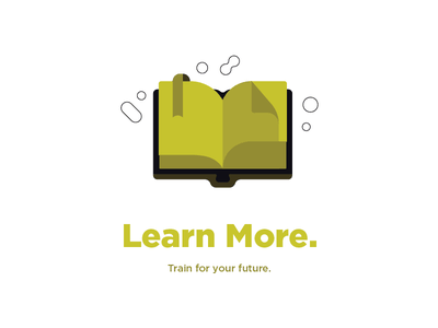 Book Worm green experience training knowledge future learn bookmark book
