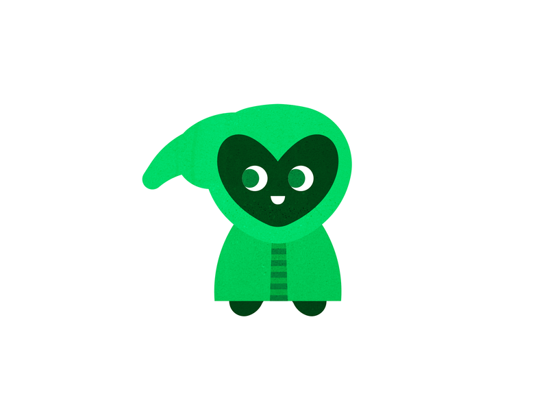 Mitsy — The Elfin mythology mythical fantasy story create branding church vector flat animals cute kids children cartoon monster monsters illustration creatures character design characters