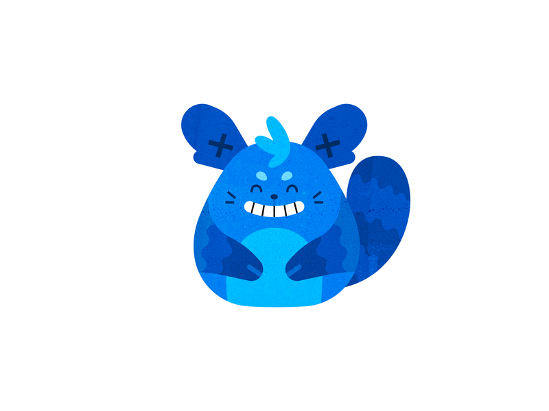 Jinx — The Tanooki mythology mythical fantasy story create branding church vector flat animals cute kids children cartoon monster monsters illustration creatures character design characters