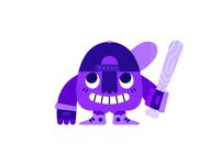 Buddy — The Moai