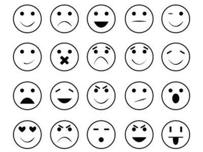 Smiley Icons smiley illustrator illustration adobe vector graphics design icon design icons