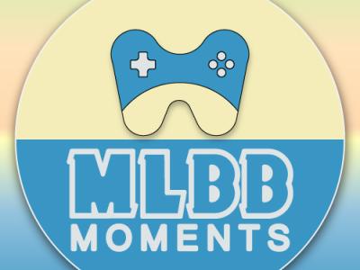 Mlbb logo concept sticker icon design logo gaming illustrator illustration graphics design vector adobe
