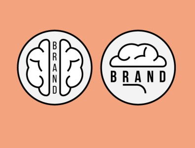 Brain logo Concept for branding branding 2020 photoshop graphicsdesign concept illustrator illustration graphics design vector adobe logo design logo