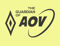 YT Channel The Guardian of AOV youtube channel youtuber branding gaming logo graphicsdesign 2020 illustrator graphics design illustration vector adobe