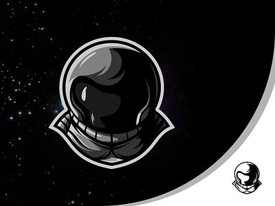 Astronout animal illustration esports logo esports branding design vector icon illustration character art