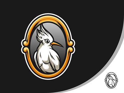 Bird Design frame animal vector logo animal art animal illustration design illustration icon character art