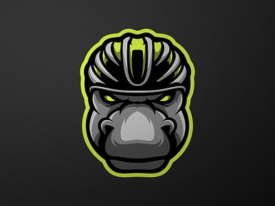 Hippo Ride mascot design logo esports esports logo gaming branding vector character illustration art