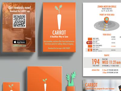 CARROT print goods 2