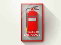Emergency services illustration
